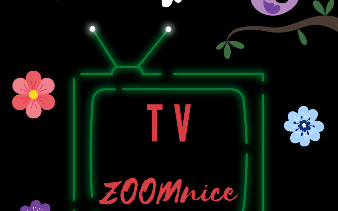 TV ZOOMnice, april 2021